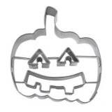 Ausstecher mit Herbst und Halloween Motiven