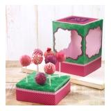 Schachteln für Cakepops und Pop Cakes