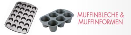 Muffinbleche und Muffinformen