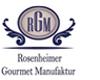 Rosenheimer Gourmet   Manufaktur