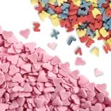 Zuckerstreusel und Sprinkles