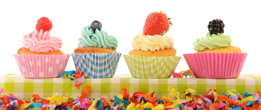 Zubehör für Cupcakes, Kuchen, Torten und vieles mehr bei CAKE MART kaufen!