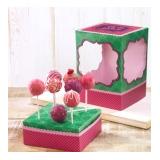 Schachteln und Verpackungen für Cake Pops und Lollies