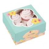 Schachteln für Muffins und Cupcakes