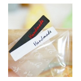 Etiketten-Sticker und Geschenkanhänger