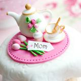 Backen und Schenken zum Muttertag und Vatertag