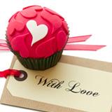 Backen und Schenken zum Valentinstag